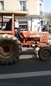 tracteur Renault 351 M