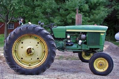 Casse de tracteur agricole d'occasion