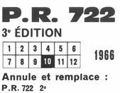 numéro édition d'un catalogue
