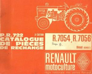 Catalogue de pièces détachées Renault Super 5
