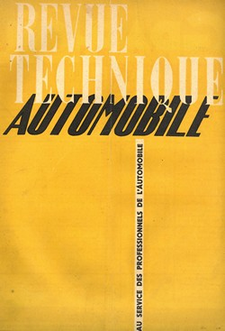 Revue technique automobile tracteur Map