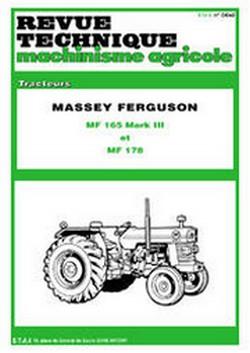 RTMA - revue technique pour le tracteur