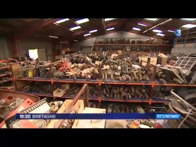 stock de pièces détachées tracteur tracto pièces Lecomte
