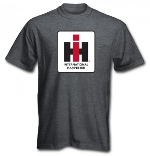 t shirt tracteur IH International Harvester