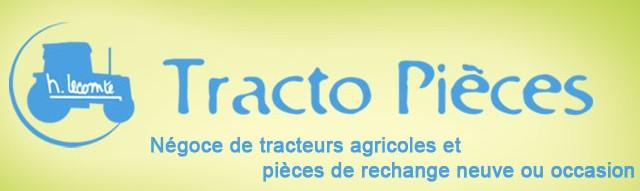 Vendeur de pièces détachées Lecomte traco-pièces