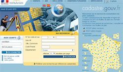 www.cadastre.gouv.fr